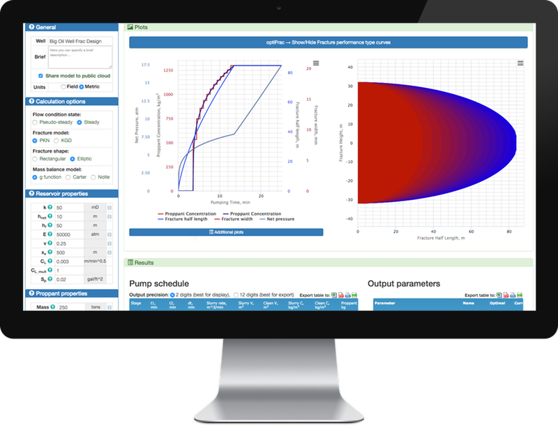 Hydraulic Fracturing Design and Simulation Software